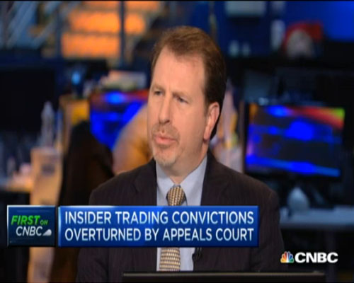 Insider Trading....What Constitutes Fraud?
