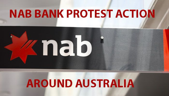 Paul Herman taking decisive action against the National Australia Bank