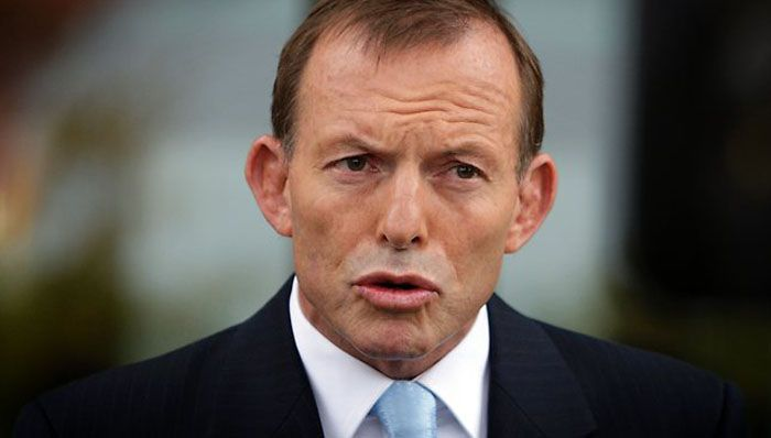 Tony Abbott said the existing rules were 'a classic case of regulatory overkill'.