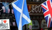 Scottish vote a threat for NAB's UK bank