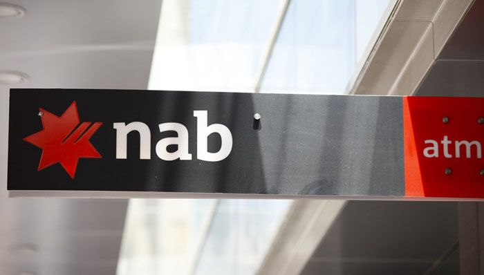 NAB told the Senate inquiry that it has sacked 31 financial advisers for a number of reasons, including misconduct and non-compliance. Photograph: Lukas Coch/AAP