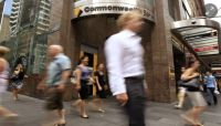 A Commonwealth Bank error meant 9,577 customers were granted an overdraft when their application should have been declined by the bank. Photograph: Rick Rycroft/AP