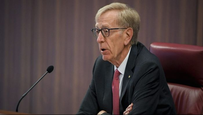Commissioner Kenneth Hayne has examined the risks facing guarantors. Photo: Eddie Jim