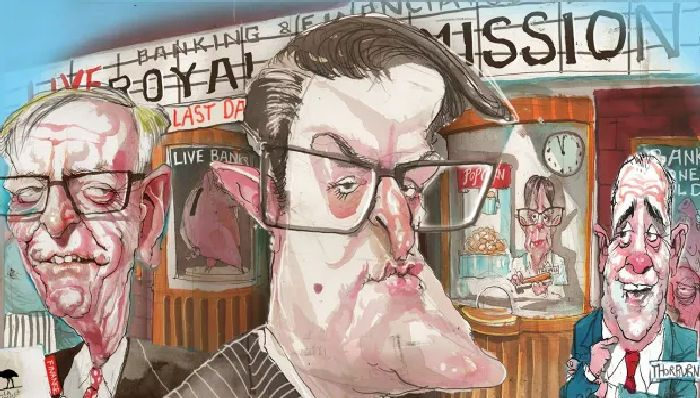 The Hayne royal commission gave an airing to countless cases of misconduct in the financial services sector, prompting fears it will spark class actions. David Rowe