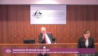 The Royal Commission Video Recordings of Public Hearings